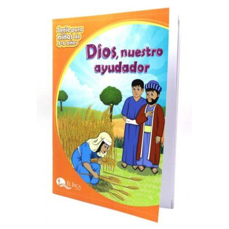 LIBRO DE 4-6 VOL. 8 DIOS, NUESTRO AYUDADOR ED. 2019