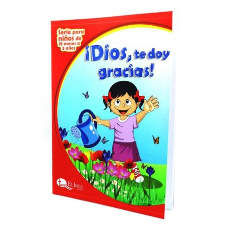 LIBRO DE CUNA VOL. 2 DIOS TE DOY GRACIAS (ED 2019)