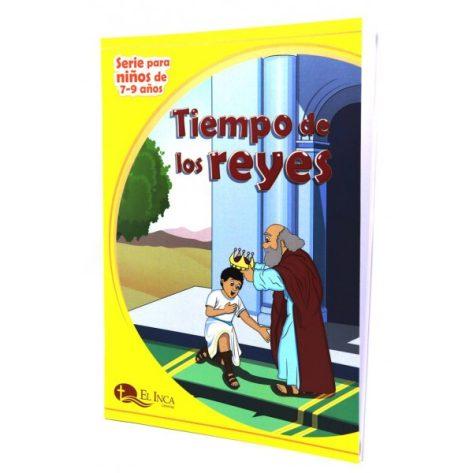 LIBRO DE 7-9 VOL. 6 TIEMPO DE LOS REYES (ED. 2019)