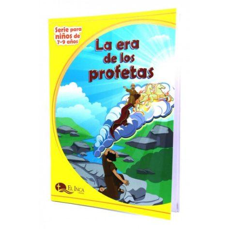 LIBRO DE 7-9 VOL. 7 LA ERA DE LOS PROFETAS (ED. 2019)