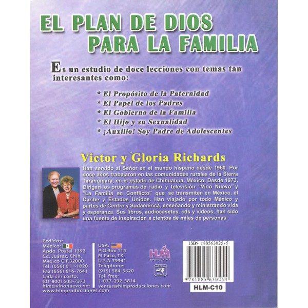 Curso Plan de Dios para la familia, el