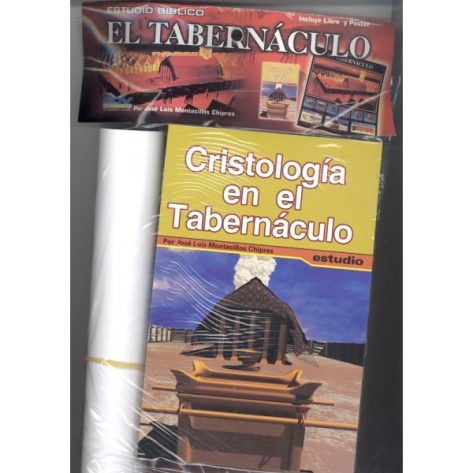 Cristologia en el Tabernaculo Poster/Libro