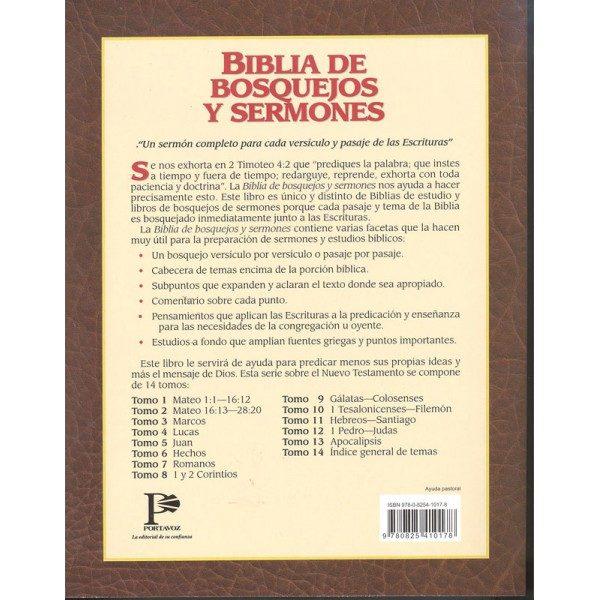 Biblia de Bosq Y Serm Pedro, Jn ,Judas
