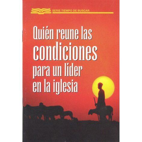 Quien Reune las Condiciones/Lider