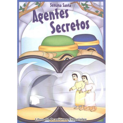 AGENTES SECRETOS, LIBRO DE OCASIONES ESPECIALES