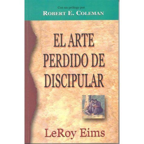 Arte Perdido de Discipular