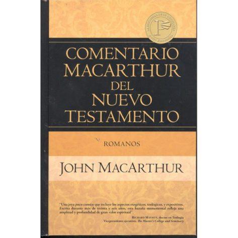 Comentario Macarthur Romanos 1 Tomo