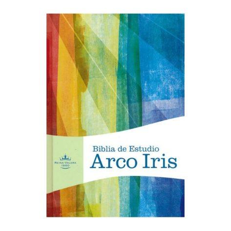 B. RVR60 De Estudio Arco Iris Pasta Dura Nueva Edición