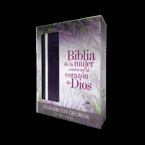 B. RVR60 Mujer Conforme Al Corazón De Dios Morada