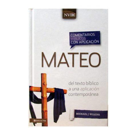 Comentario Bíblico NVI Mateo