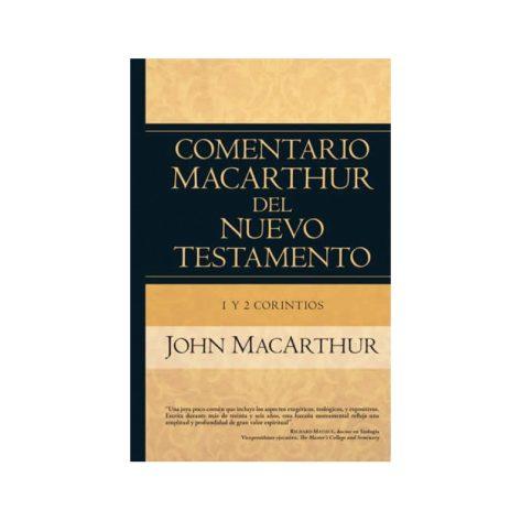 1 y 2 de Corintios - Comentario MacArthur del Nuevo Testamento.