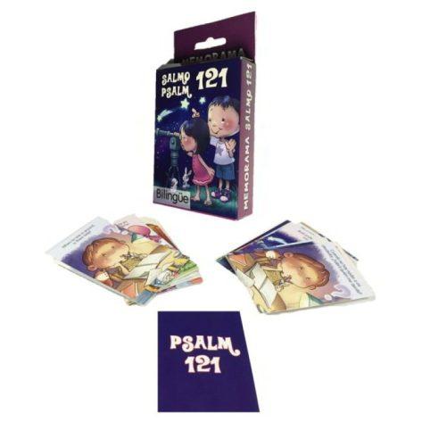 Memorama Salmo 121 Bilingue.