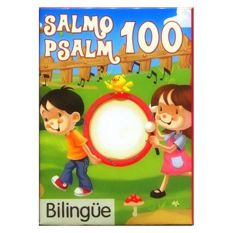 Memorama Salmo 100 Bilingue.