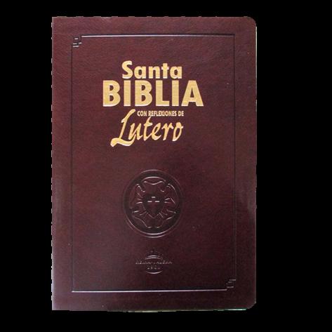 Biblia RVR 60 Refexiones de Lutero