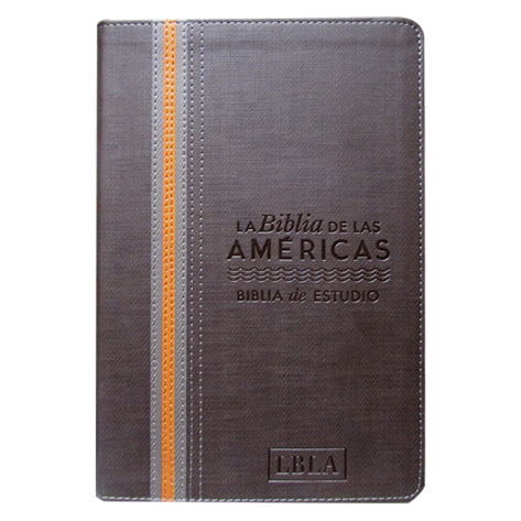 Biblia de Estudio de las Américas.