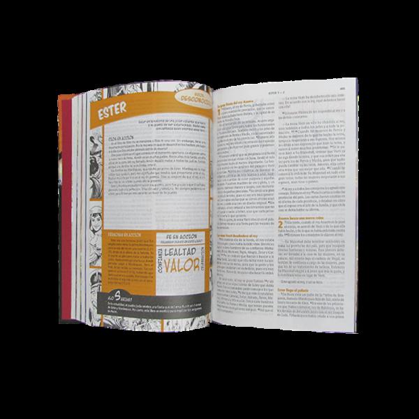 La Biblia en Acción TLA