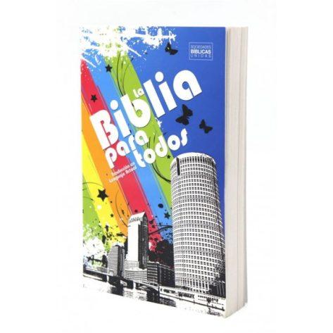 Biblia Misionera TLA