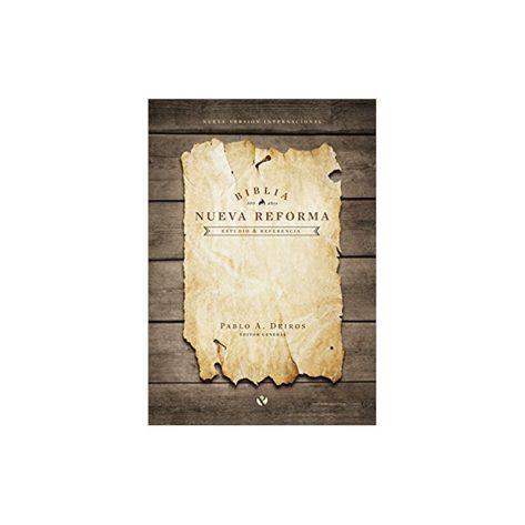 Biblia de la Reforma Edición Especial de Tapa Dura