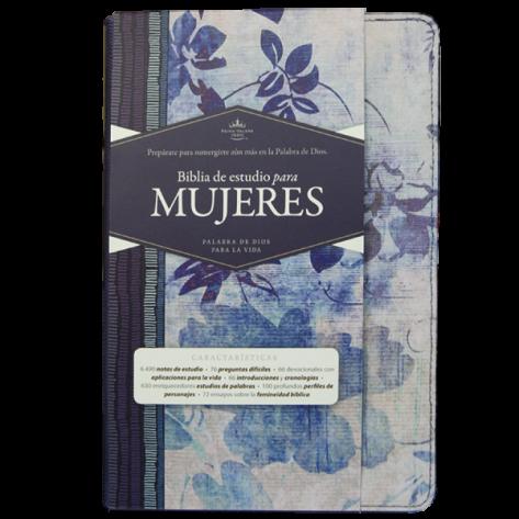 BIBLIA DE ESTUDIO PARA MUJERES RVR60