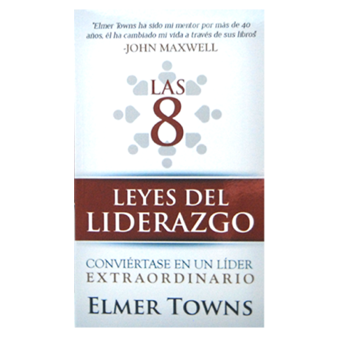 8 LEYES DEL LIDERAZGO
