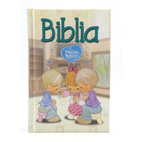 BIBLIA PRECIOUS MOMENTS NVI