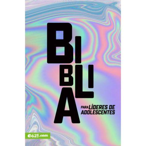BIBLIA PARA LIDERES DE ADOLESCENTES