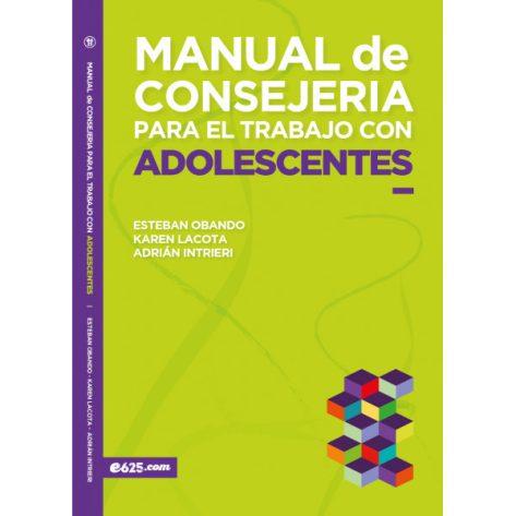 MANUAL DE CONSEJERÍA PARA EL TRABAJO CON ADOLESCENTES.