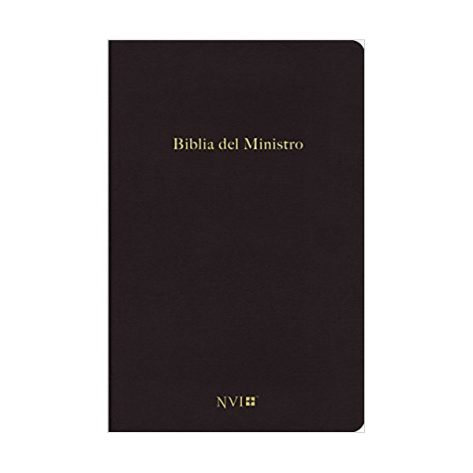 Biblia del Ministro NVI Piel