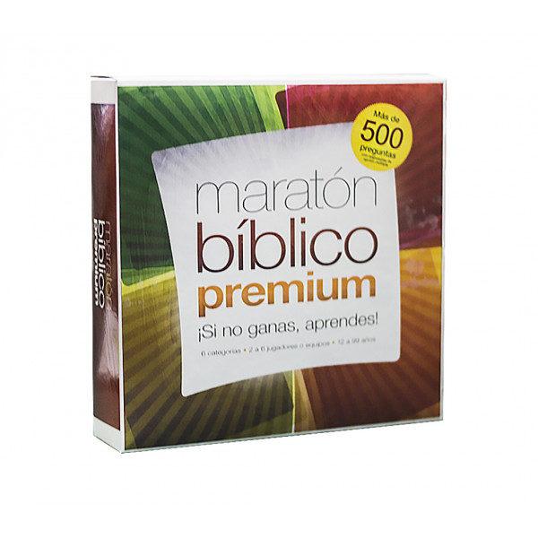 MARATÓN BÍBLICO PREMIUM