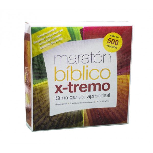 MARATÓN BÍBLICO X-TREMO