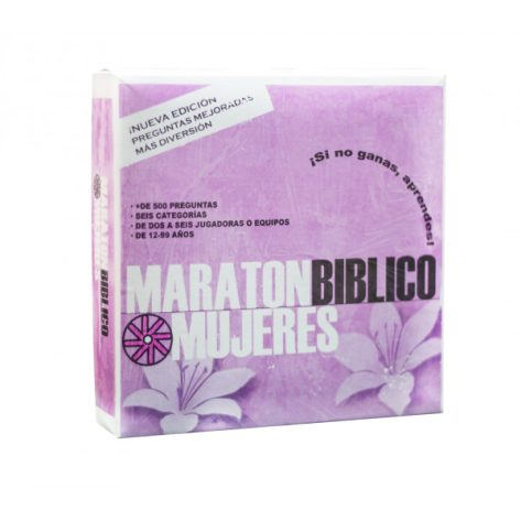 MARATÓN BÍBLICO MUJERES