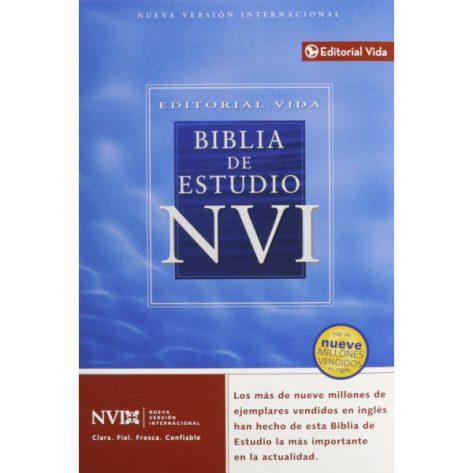 B. NVI de estudio piel negro