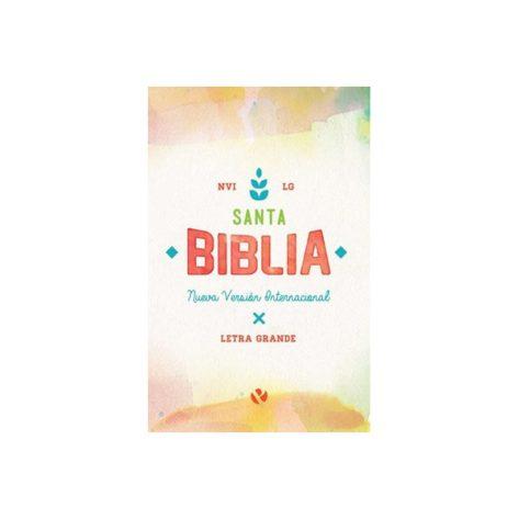BIBLIA NVI LETRA GRANDE