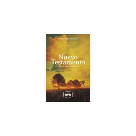 NUEVO TESTAMENTO NOVEDAD DE VIDA RVR