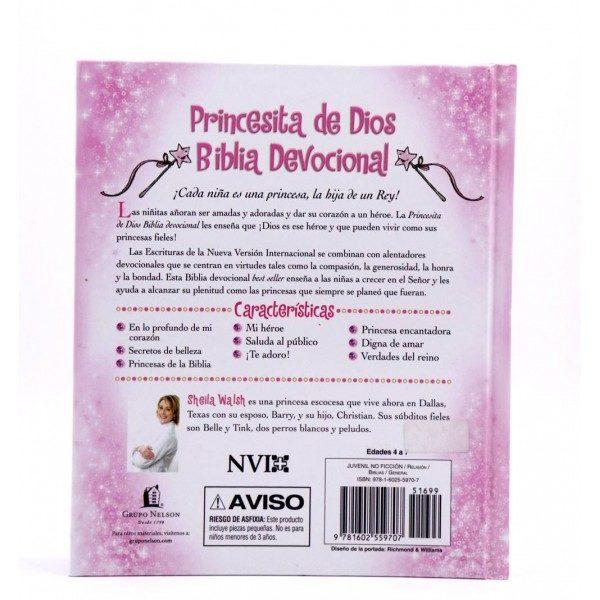 Princesa De Dios Biblia Devocional