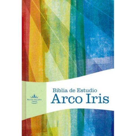B. RVR60 DE ESTUDIO ARCOIRIS CON INDICE NUEVA EDICION