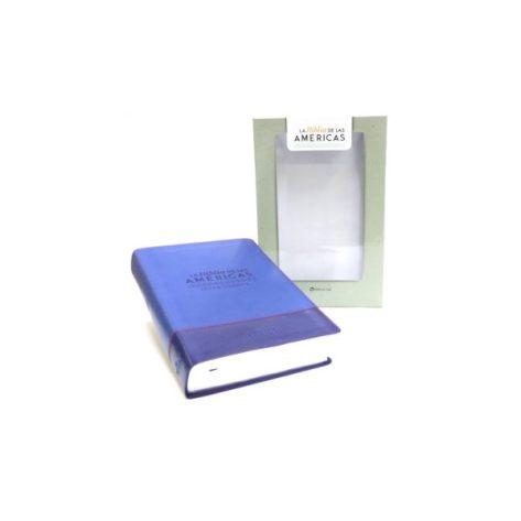 BIBLIA DE LAS AMERICAS LETRA GRANDE TAMAÑO MANUAL