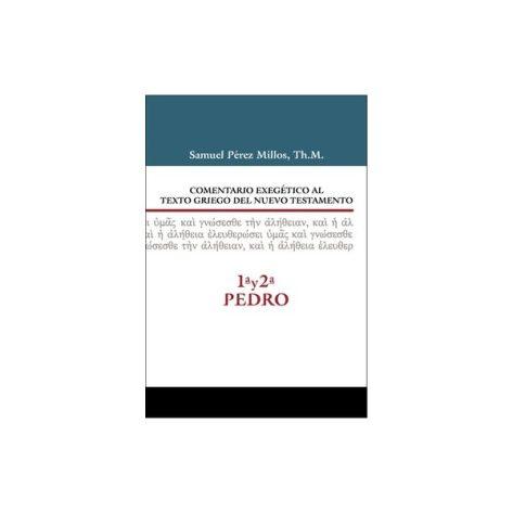COMENATRIO EXEGETICO AL TEXTO GRIEGO 1 Y 2 PEDRO