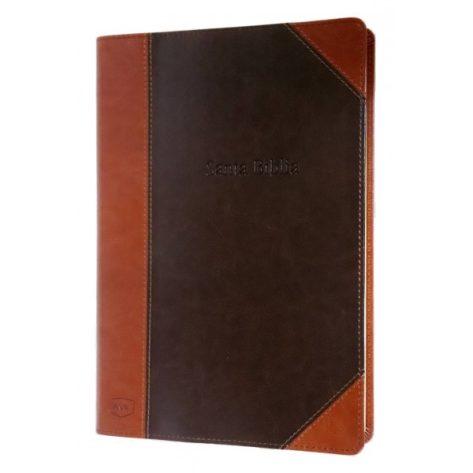 BIBLIA RVR77 DE REFERENCIAS Y CONCORDANCIA IMITACION CUERO CONTEMPORANEA