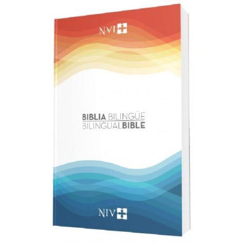 BIBLIA NVI/NIV BILINGUE RUSTICA