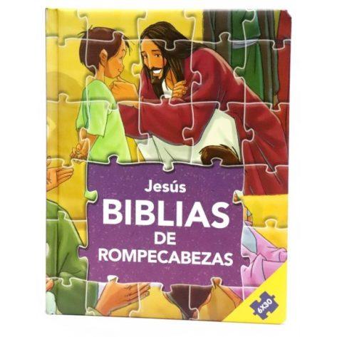 BIBLIA EN ROMPECABEZAS - JESUS