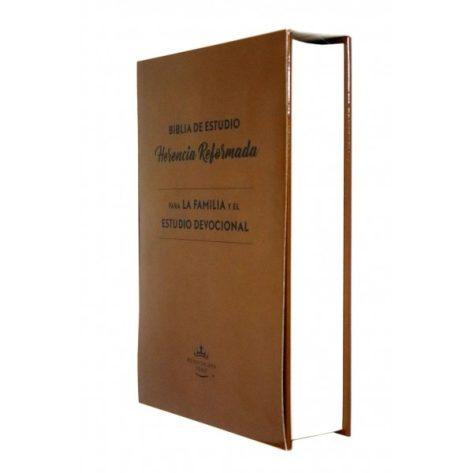 BIBLIA HERENCIA REFORMADA TAPA DURA