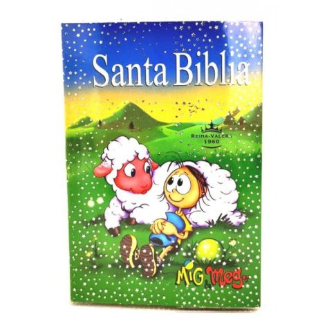 BIBLIA RVR 040E MISIONERA AZUL NIÑO