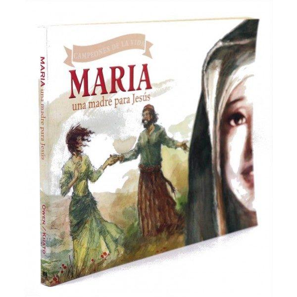 MARIA UNA MADRE PARA DIOS