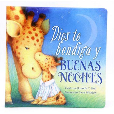 DIOS TE BENDIGA Y BUENAS NOCHES