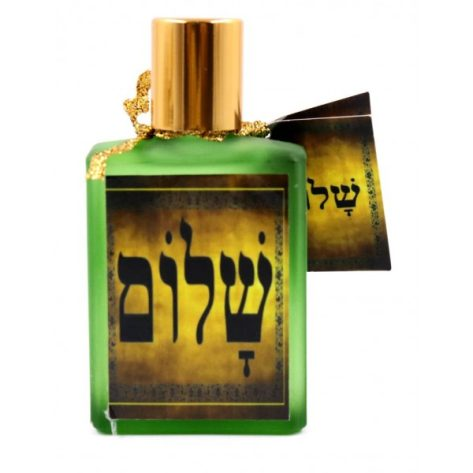 ACEITE SHALOM PASTORAL BLACK JADE O NATURAL 60 ML.