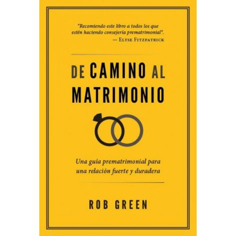 DE CAMINO AL MATRIMONIO