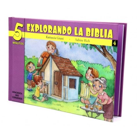 5 MINUTOS EXPLORANDO LA BIBLIA 4