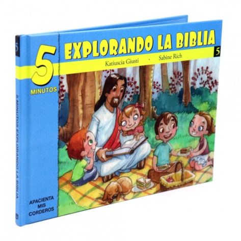 5 MINUTOS EXPLORANDO LA BIBLIA 5