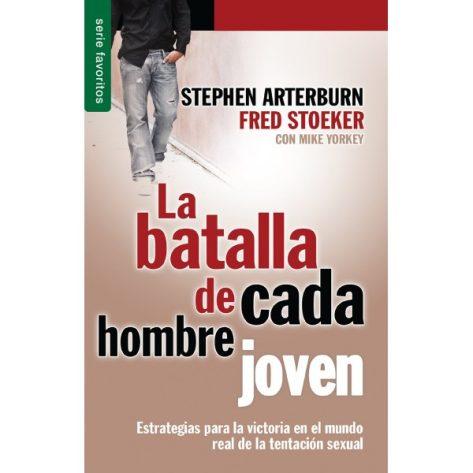 BATALLA DE CADA HOMBRE JOVEN FAVORITOS